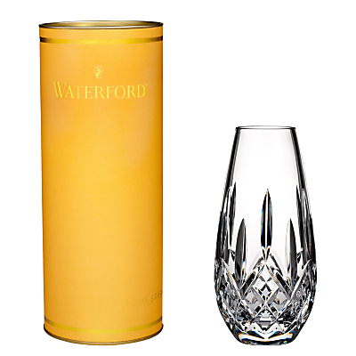Waterford Giftology Lismore Honey Bud Vase, Clear