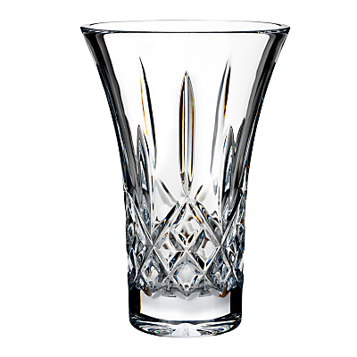 Waterford Lismore Vase, H20cm, Clear