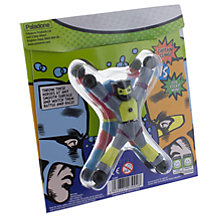 Buy Paladone Superhero Faller Brawler Bath Toy, Set of 2 Online at johnlewis.com