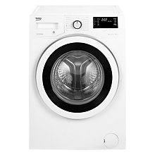 Buy Beko WY85242W Freestanding Washing Machine, 8kg Load, A+++ Energy Rating, 1500rpm Spin, White Online at johnlewis.com