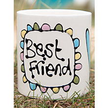 Buy Gallery Thea Personalised Beaker Online at johnlewis.com