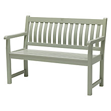 Buy KETTLER RHS Rosemoor 4ft Garden Bench, FSC-certified (Acacia) Online at johnlewis.com