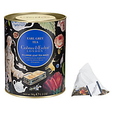 Buy Crabtree & Evelyn Earl Grey Tea, 30g Online at johnlewis.com