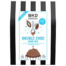 Buy BKD Baking Mix Double Chocolate Cupcakes Online at johnlewis.com
