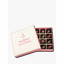 Buy Charbonnel et Walker Rose & Violet Creams, Box of 16, 185g Online at johnlewis.com