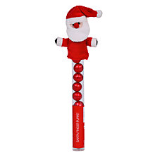 Buy Santa Finger Puppet, 50g Online at johnlewis.com