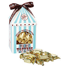 Buy Mr Stanley's Sea Salted Toffees, 250g Online at johnlewis.com