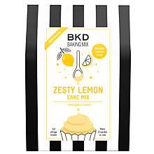 Buy BKD Baking Mix Zesty Lemon Cake Mix, 560g Online at johnlewis.com