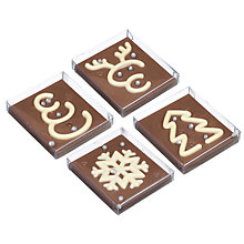 Buy Chocolate Games, Assorted Designs, 50g Online at johnlewis.com