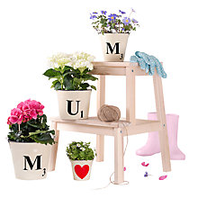 Buy The Letteroom Letter Tile Style Buckets Online at johnlewis.com