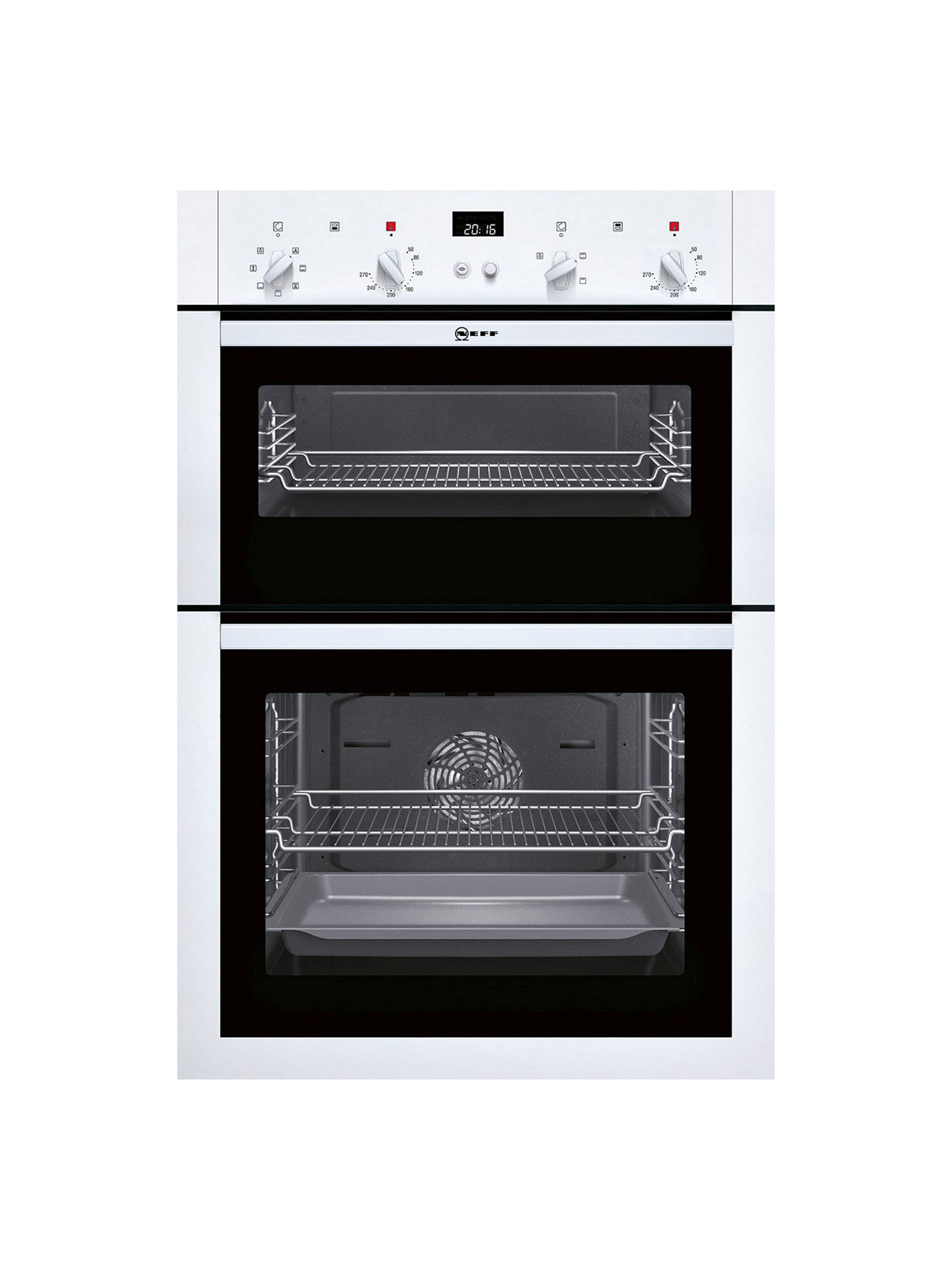 c1a61e9cd3a Buy Neff U14M42W5GB Built-In Double Oven