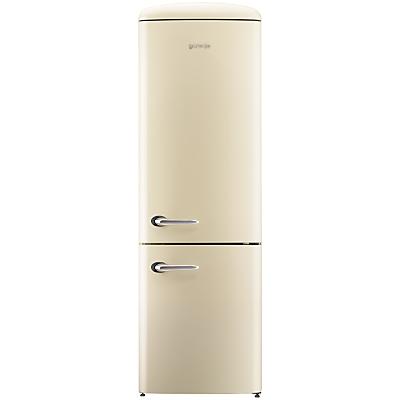 Gorenje ORK193 Freestanding Fridge Freezer, A+++ Energy Rating, Right-Hand Hinge, 60cm Wide
