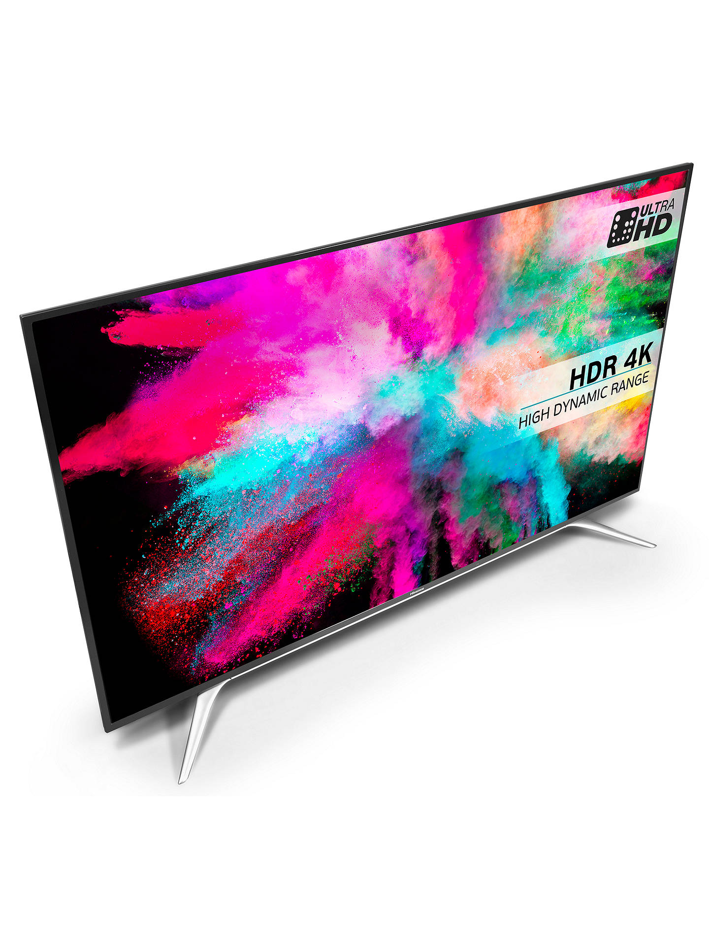 Hisense 65K5510 LED HDR 4K Ultra HD Smart TV, 65