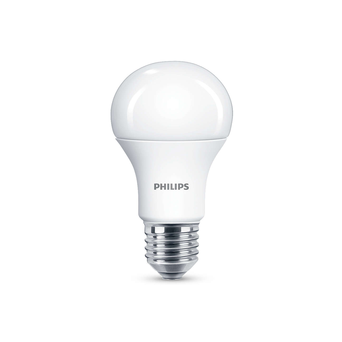 BuyPhilips 10W ES LED Daylight Bulb, Frosted, 6500K Online at johnlewis.com
