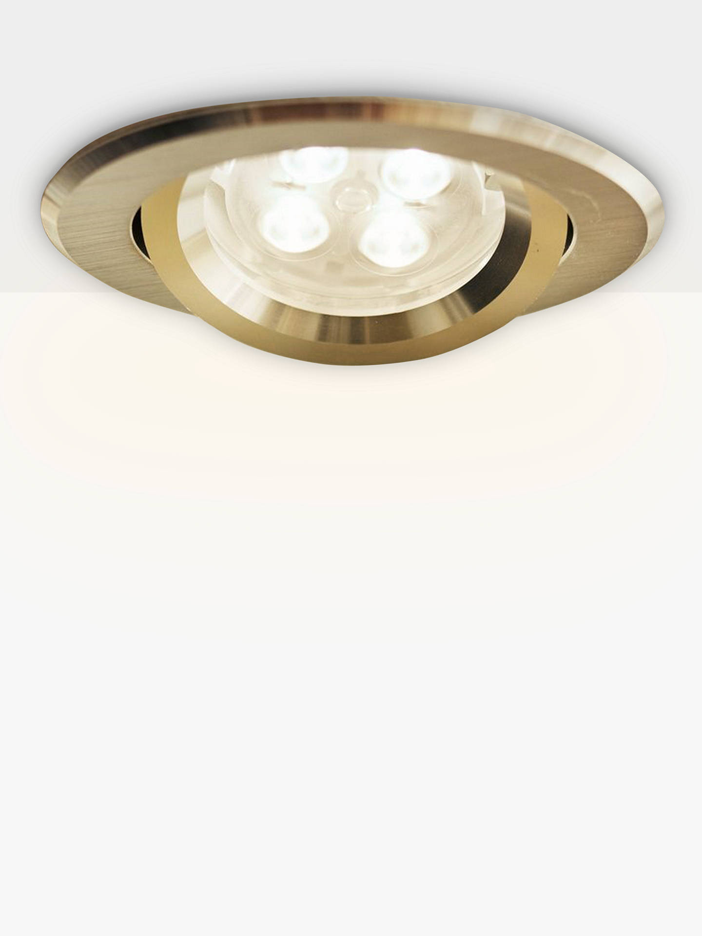 BuyPhilips 3.5W GU10 LED Spotlight Bulb Online at johnlewis.com