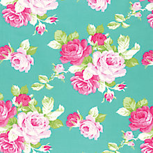 Buy Freespirit Tanya Whelan Big Rose Print Fabric Online at johnlewis.com