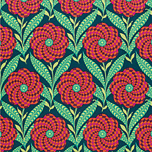 Buy Freespirit Amy Butler Eternal Sunshine Zebra Bloom Print Fabric Online at johnlewis.com
