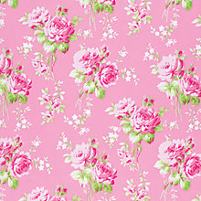 Buy Freespirit Tanya Whelan Big Bouquet Floral Print Fabric Online at johnlewis.com