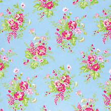 Buy Freespirit Tanya Whelan Wild Flower Print Fabric Online at johnlewis.com