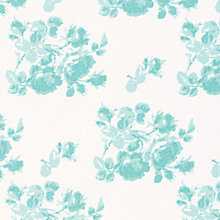 Buy Freespirit Tanya Whelan Tonal Floral Print Fabric Online at johnlewis.com