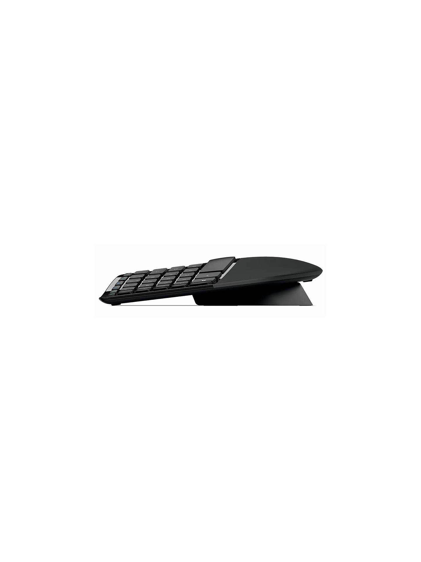 BuyMicrosoft Sculpt Ergonomic Desktop Keyboard and Mouse, Black Online at johnlewis.com