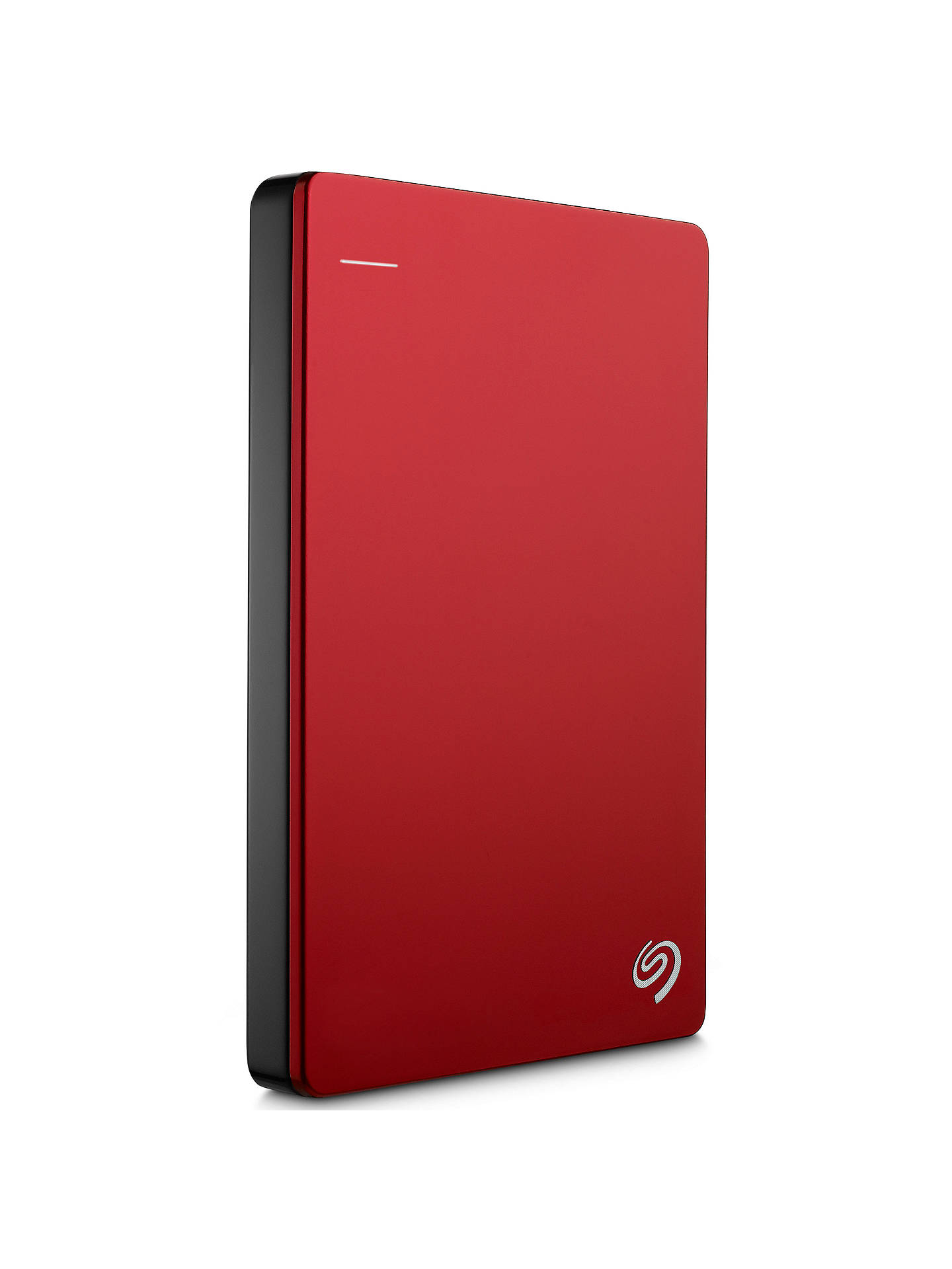 BuySeagate Backup Plus USB 3.0 Portable Drive, 1TB, Red Online at johnlewis.com