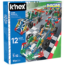 Buy K'Nex Cars Building Set Online at johnlewis.com