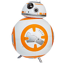 "Buy Star Wars 18"" BB-8 Deluxe Figure Online at johnlewis.com"