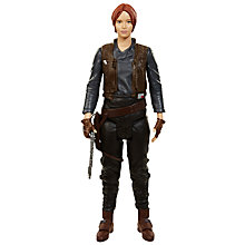 Buy Star Wars Rogue One Sergeant Jyn Erso Action Figure Online at johnlewis.com