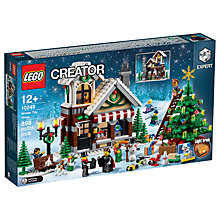 Buy LEGO Creator 10249 Winter Toy Shop Online at johnlewis.com