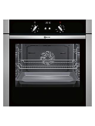 neff built in ovens john lewis rh johnlewis com