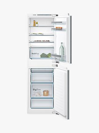 Bosch KIV85VF30G Built-In Fridge Freezer, A++ Energy Rating, 54.1cm Wide