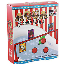 Buy Paladone Aqua Coconut Shy Bath Game Online at johnlewis.com