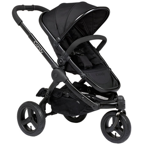 Buy iCandy Peach All Terrain Pushchair, Eclipse Online at johnlewis.com