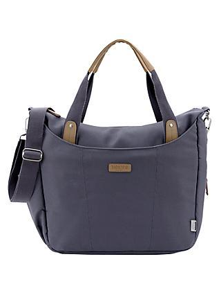 Roma Changing Bag Grey