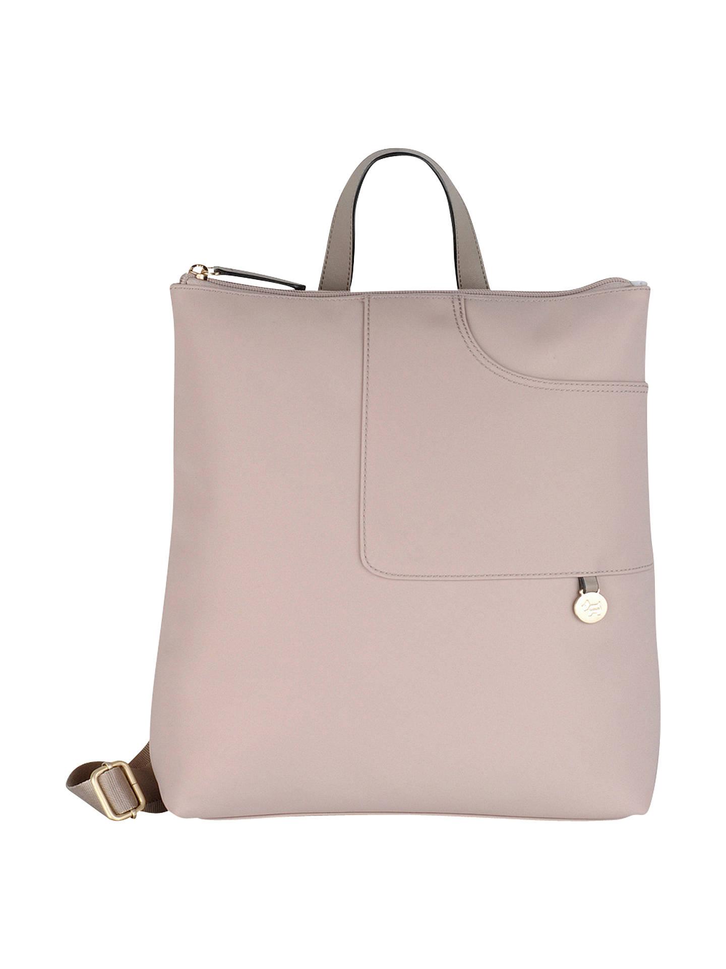 Radley Pocket Essentials Large Zip Top Backpack at John Lewis   Partners a81d1a7b1ad4d