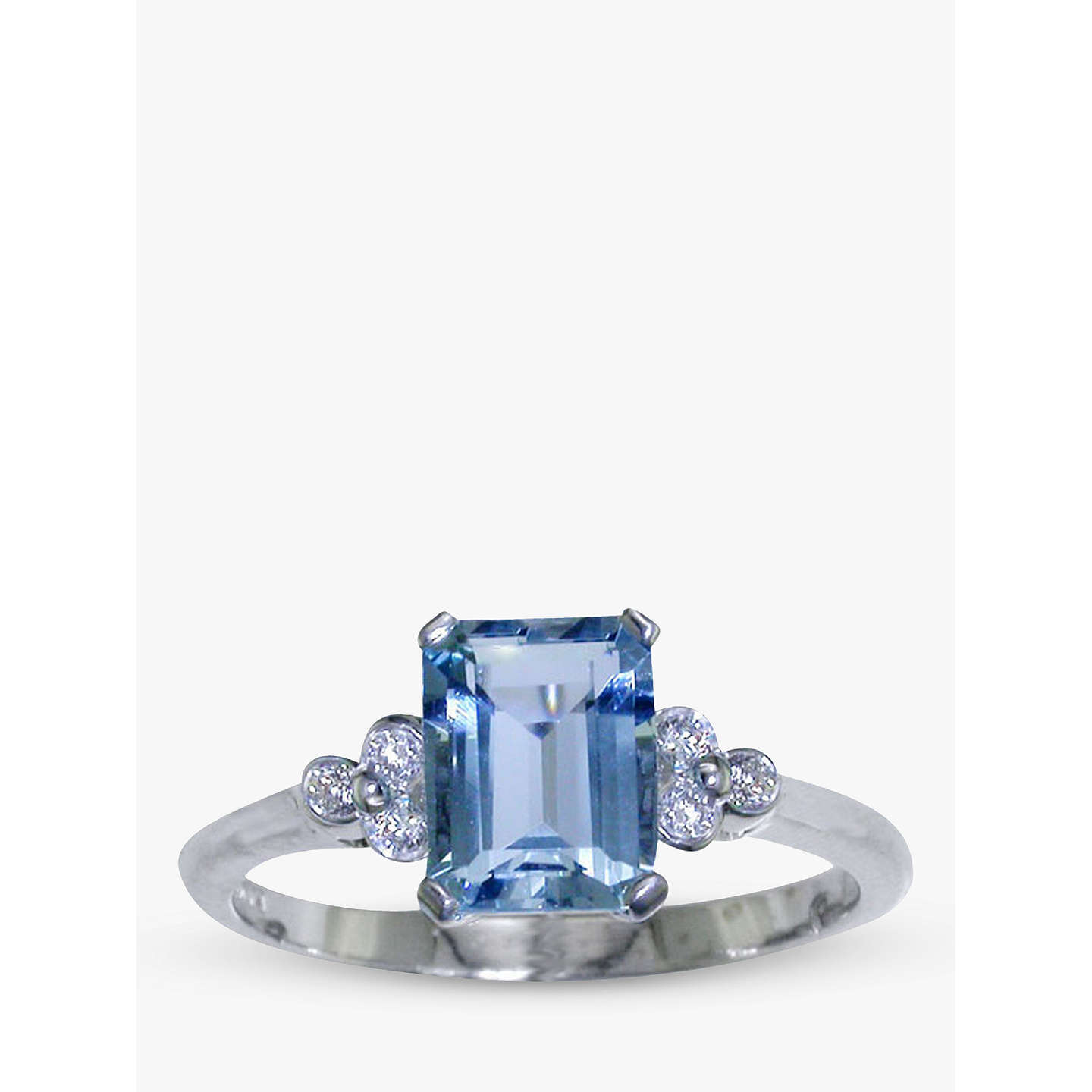 aquamarine jewels ann ring products jewellery lesley georgian