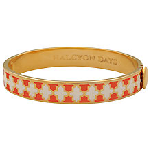 Buy Halcyon Days Agama Hinged Bangle Online at johnlewis.com