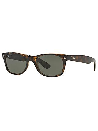 Ray-Ban RB2132 Unisex New Wayfarer Polarised Sunglasses