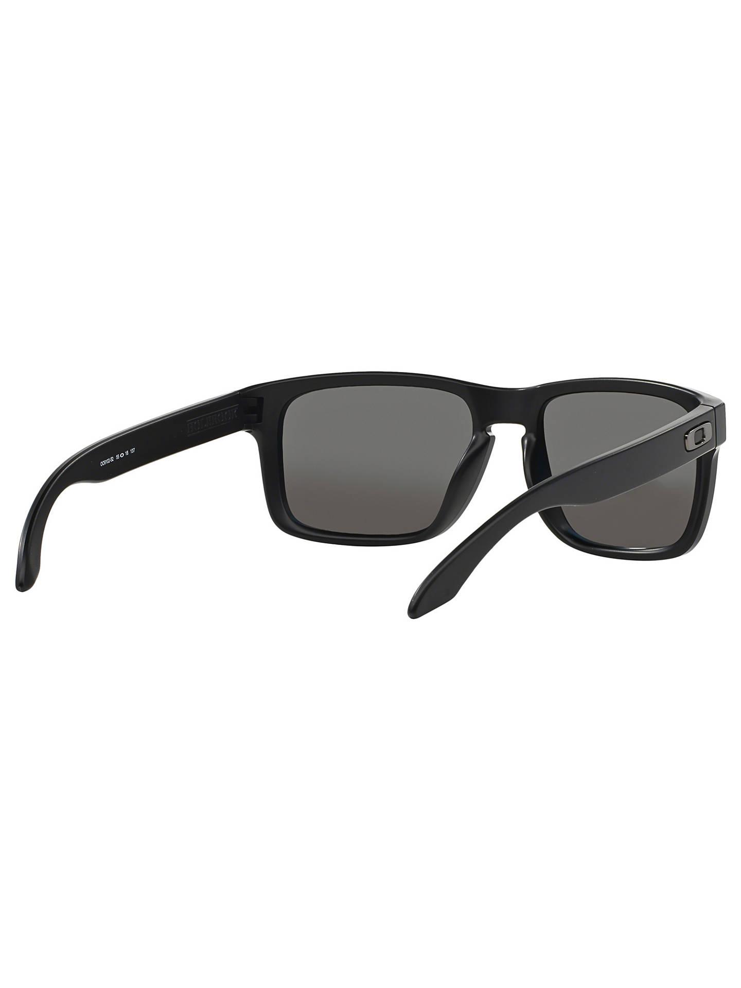 2aef1e2d7d Oakley OO9102 Holbrook Polarised Sunglasses at John Lewis   Partners