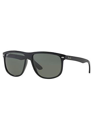 322b549b26 Ray-Ban RB4147 Polarised Square Sunglasses