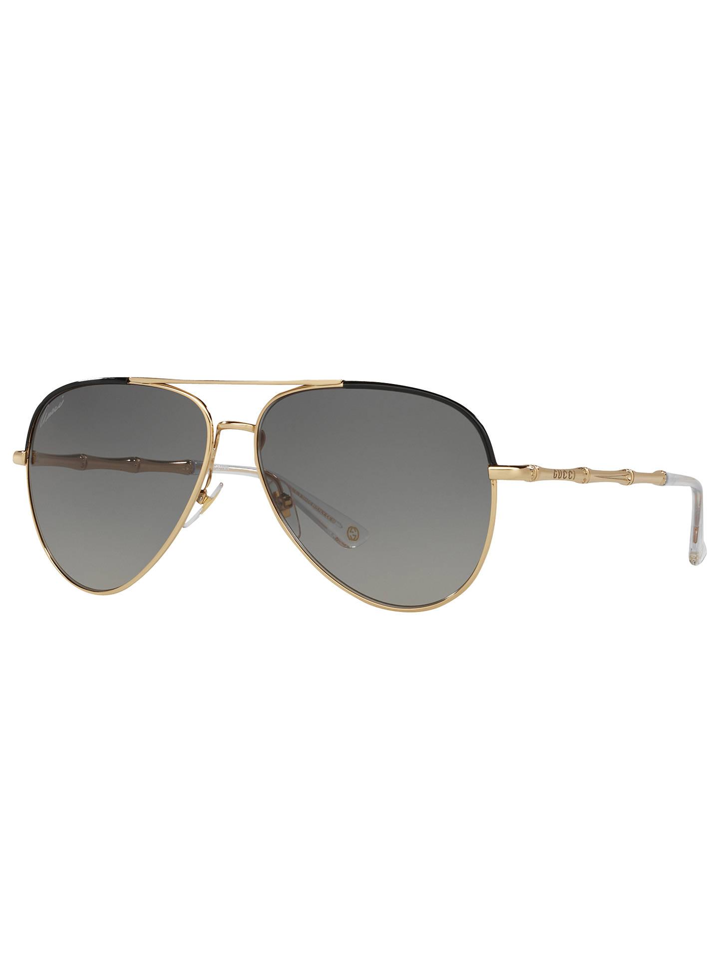 e4a5a05507e Buy Gucci GG 4276 S Aviator Sunglasses