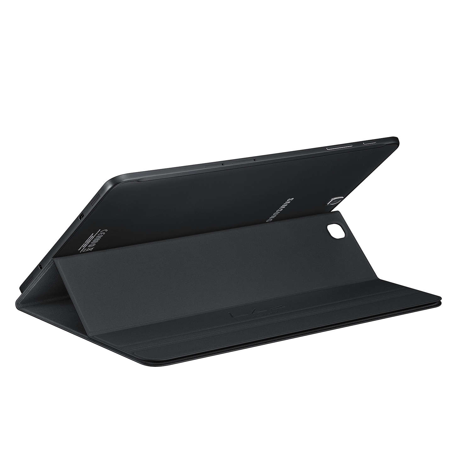 "BuySamsung Galaxy Tab S2 9.7"" Table Book Cover, Black Online at johnlewis.com"