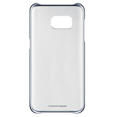 Image of Samsung Clear View Cover for Galaxy S7 Smartphone
