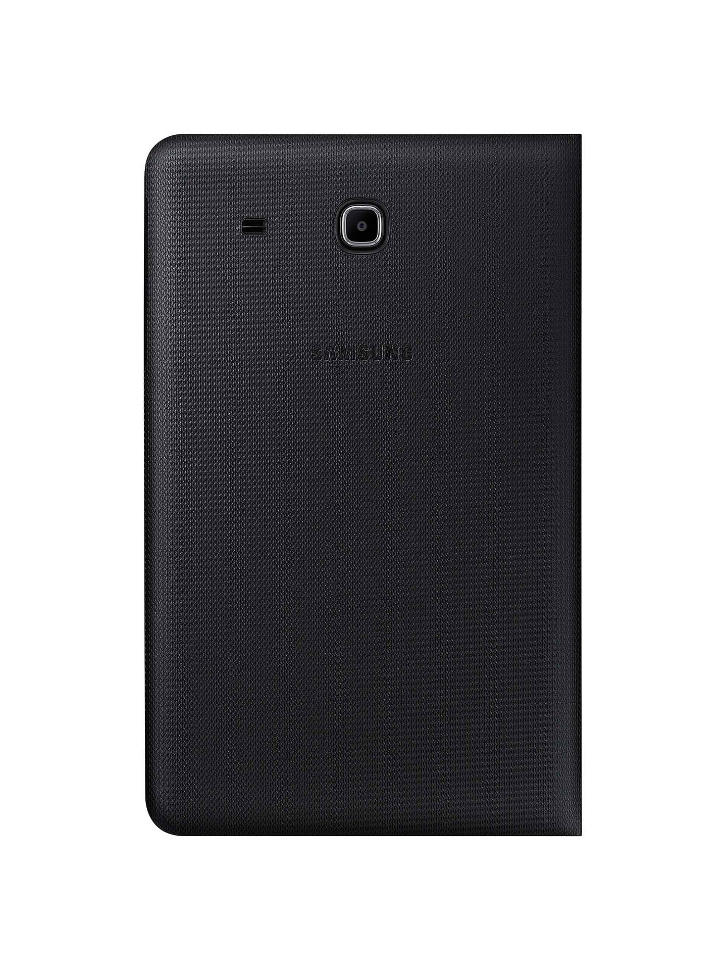 BuySamsung Cover for Galaxy Tab E Tablet, Black Online at johnlewis.com
