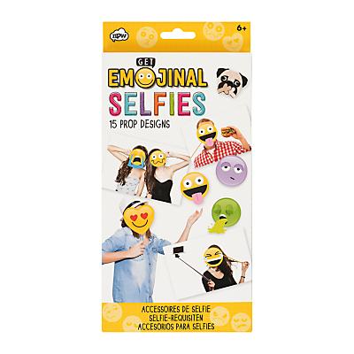 Emojinal Selfie Prop Designs
