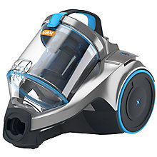 Buy Vax C85-Z2-PE Dynamo Power Pet Cylinder Vacuum Cleaner, Grey/Blue Online at johnlewis.com