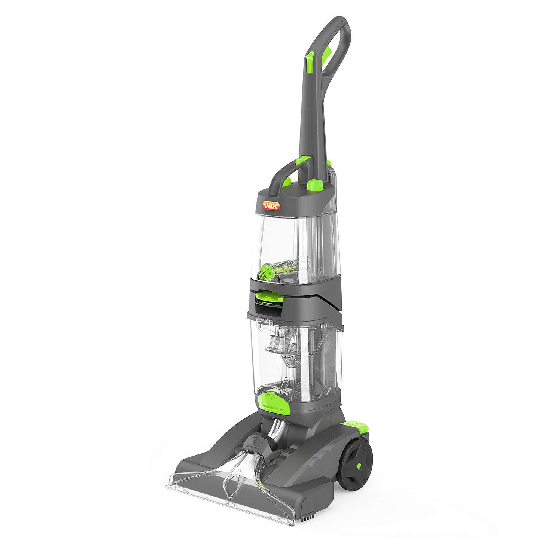 Vax W85 Pl T Dual Power Pro Advance Carpet Cleaner Grey