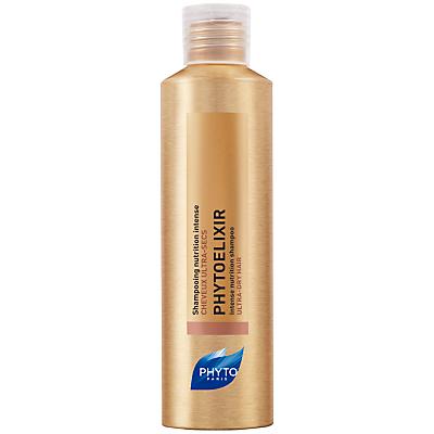 Phyto Phytoelixir Intense Nutrition Shampoo, 200ml