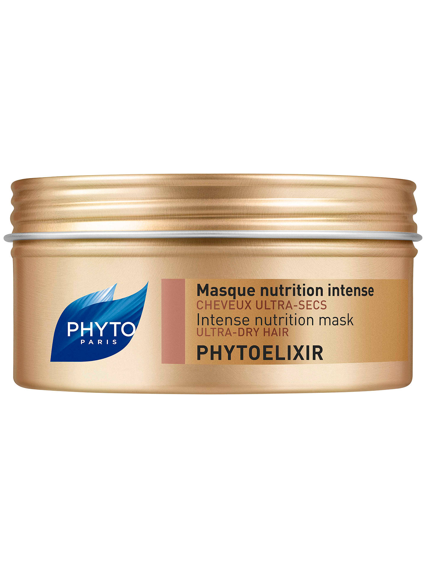 Buy Phyto Phytoelixir Intense Nutrition Mask, 200ml Online at johnlewis.com